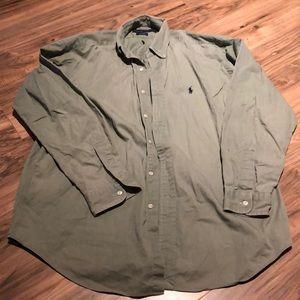 Ralph Lauren Button down Blake Shirt
